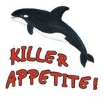 Orca Whale - Killer Appetite