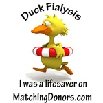 Duck Fialysis- Donor