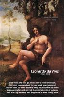 Leonardo da Vinci John Baptist Painting