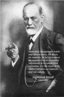 Sigmund Freud Psychoanalysis Culture Quotes