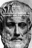 Greek Philosopher Thinker: Aristotle on Excellence