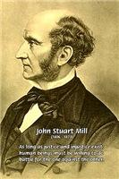 John Stuart Mill: Utilitarianism & Justice
