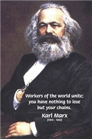 Work Revolution: Union of Workers Karl Marx