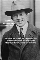 Heisenberg: Uncertainty Principle Natural Science