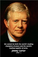 War and Peace: American President Jimmy Carter