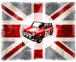 Union Jack and Mini