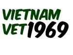 Vietnam Vet 1969