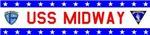 USS Midway & CVW-5 Stars & Bars