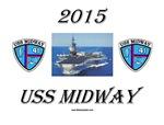 USS Midway Calendars