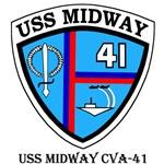 USS Midway CVA-41