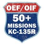 50 KC-135 Missions