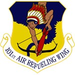 101st Air Refueling Wing 'MAINEiacs'