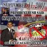 Obama Caught Osama Over 195 Products Including T-S