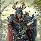 Nordic Warrior Knight