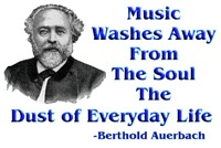 Music Cleanses