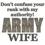 Army Wife (Rank & Authority)