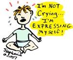 Expressing Myself, Baby!