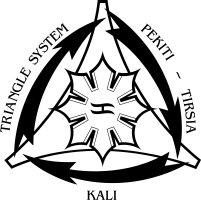 Classic Pekiti-Tirsia Triangle System Logo