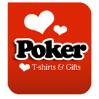 I Love Poker T-shirts