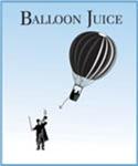 Balloon Juice Logo Paraphenalia