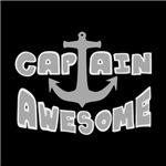 Captain Awesome Anchor