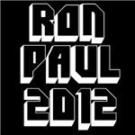 Ron Paul 2012 White