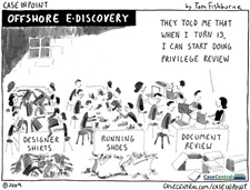 1/19/2009 - Offshore eDiscovery