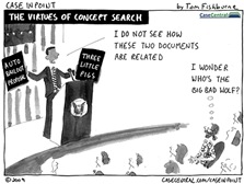 6/15/2009 - Virtues of Concept Search