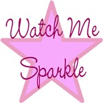 Watch Me Sparkle Pink