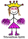 Princessitude Cheerleader