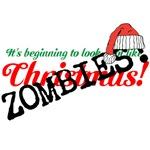 Zombie Christmas!