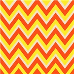 Candy Corn Chevron
