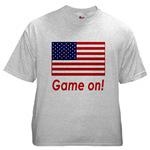USA Pride! Game On!