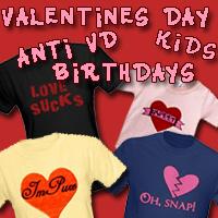 Valentines Day, Valentine Birthday, Anti-Valentine