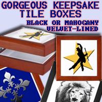 Brand New and Beautiful! Keepsake Jewel Boxes
