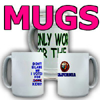 MUGS for the whole family