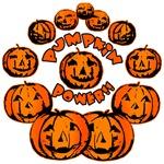 Pumpkin Power Halloween Design