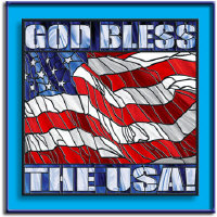 God Bless The USA!