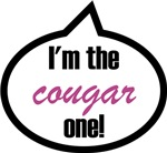I'm the cougar one!