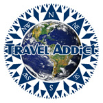 Travel Addict Compass