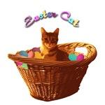 Easter Cat Designs