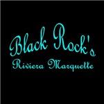 Teal Font Black Rock's Riviera Marquette