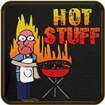 Mr. Hot Stuff