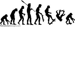 Skateboard Apes