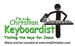 I'm a Christian Keyboardist (tag)
