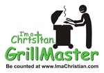 I'm a Christian GrillMaster