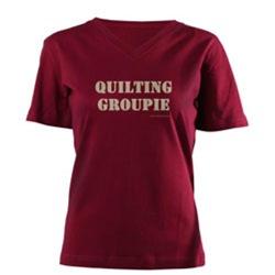 Quilting Groupie