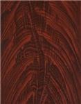 Mahogany Wood Grain Pattern