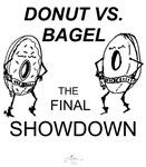 Donut vs. Bagel - Final Showdown