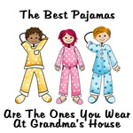 Pajamas at Grandma's